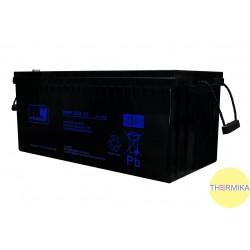 Akumulator MWP 230-12 (Long Life, 12V-230Ah M8)