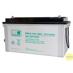 Akumulator MWLG 120-12EV (12V-120Ah, GEL-PVC)