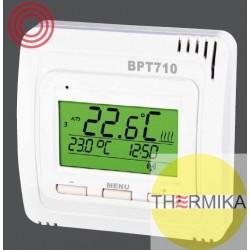 Termostat bezprzewodowy BPT710 - ELEKTROBOCK - sterowanie BPT003, 002, 001