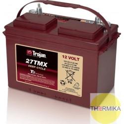 Akumulator Trojan 27 TMX (6/6 GiS 79)
