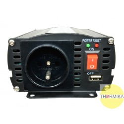 Przetwornica IPS-600 DUO 12/24V - 230V