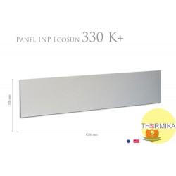 Panel na podczerwień Fenix z serii INP ECOSUN U - 300 W K+