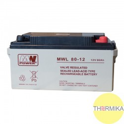 Akumulator MW Power MWL 80-12