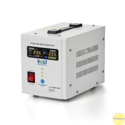 Zasilacz awaryjny sinusPRO-500E 12V + UPS